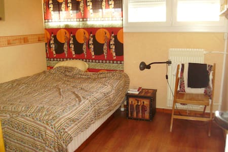chambre meublée dans appartement - Wohnung