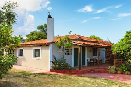Lithies - agro-house: for 4-6, be a farmer! - Vasilikos - Villa