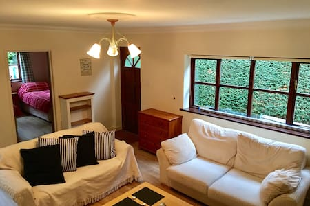 Two bedroom flat with parking - Garsington