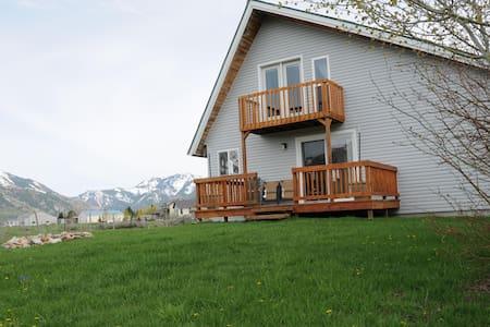 Quiet Wyoming Cabin Friendly Host - Maison