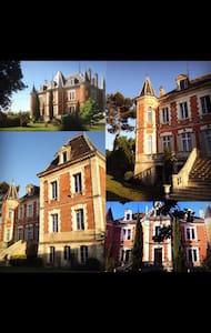 Chateau Beauregard Castets Landes - Şato