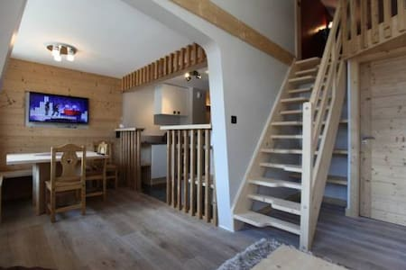 Charming Apartment, exceptional view on Avoriaz - Apartment