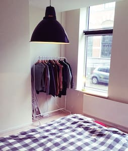 cozy 2 pers apt. 5 min from center - Rotterdam - Apartment