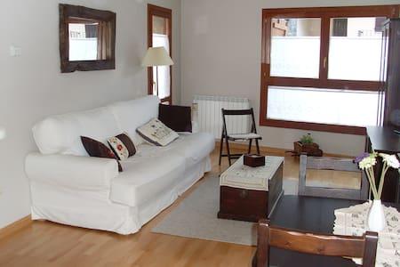Bonito apartamento en el Valle de Benasque - Flat