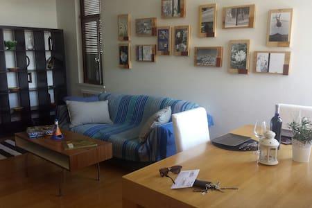 Apartamento T1 luxo com varanda. - Apartment