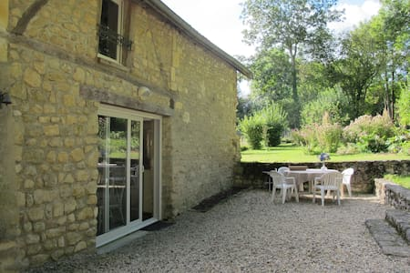 Gite La Pommeraie en Champagne - Ventelay - Rumah
