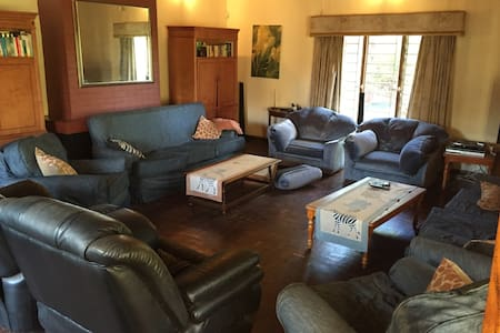 Professional Houseshare in Lilongwe - House