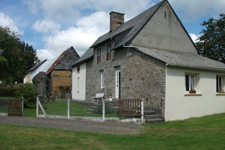 relaxing friendly rural retreat. - Saint-Georges-de-Livoye