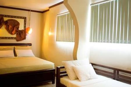 Family for 3 - Davao City - Bed & Breakfast