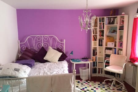 Double Room Lila - House