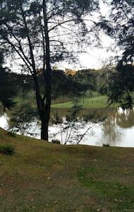 Um lugar maravilhoso e aconchegante - Campo Largo