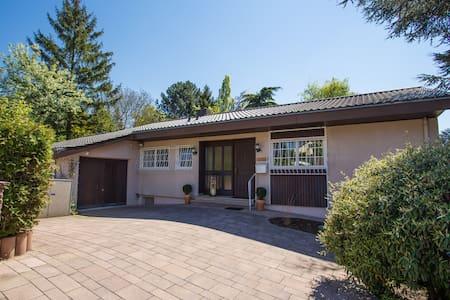House: 100 sqm + 1500 sqm garden - Wörrstadt - Dom