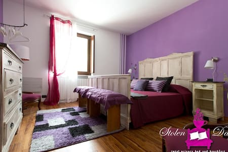 B&b double or twin beds room - Bed & Breakfast