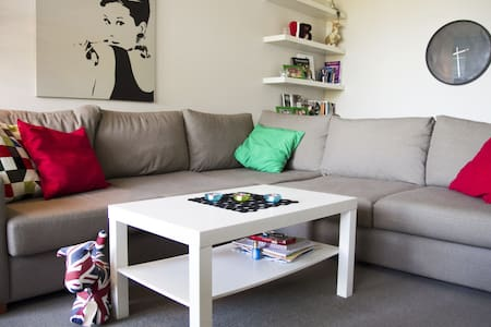 well-located and cosy apartment, 15min to city - Apartamento