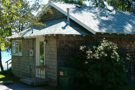 Beachfront Cottage - House