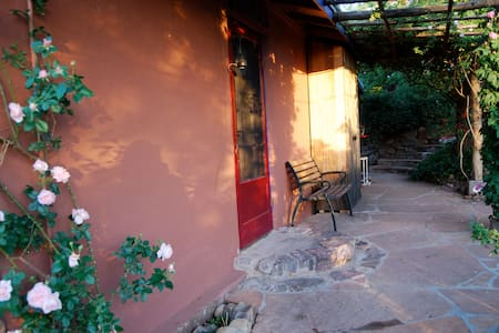 1920's ADOBE ECO-COTTAGE & GARDEN - House