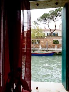 Canal view near Biennale wifi - Venezia - Apartment