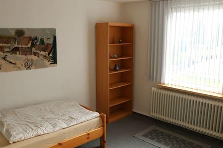 Einzelzimmer in vielseitiger Lage - Casa
