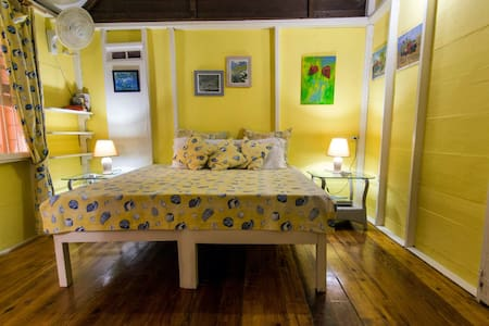 Bedroom with Patio in Shared Home - Talo