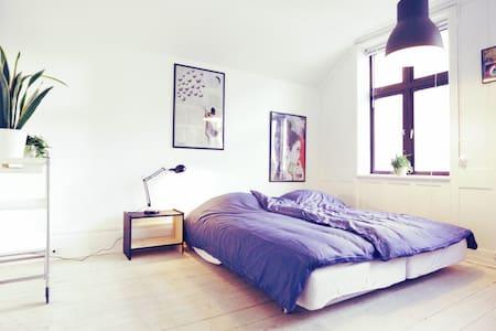 Best spot in town - quiet room