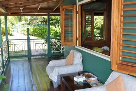 Off-the-beaten-track Jamaica - Casa