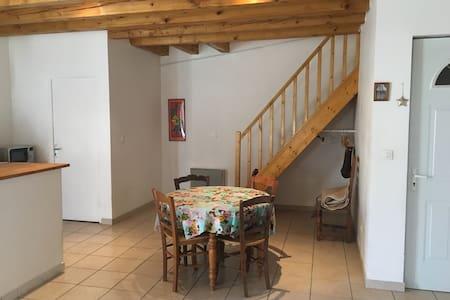 Bel appart au calme, spacieux, clim - Saint Maximin la Sainte Baume - Apartment