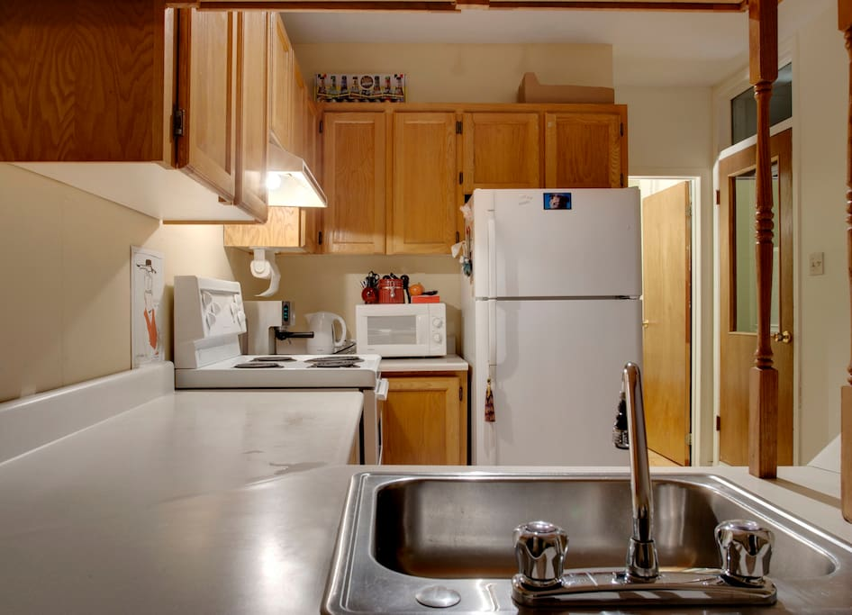 Full kitchen (shared)