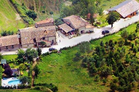 Agriturismo La Grotta dei Folletti - Mercatello Sul Metauro - Bed & Breakfast