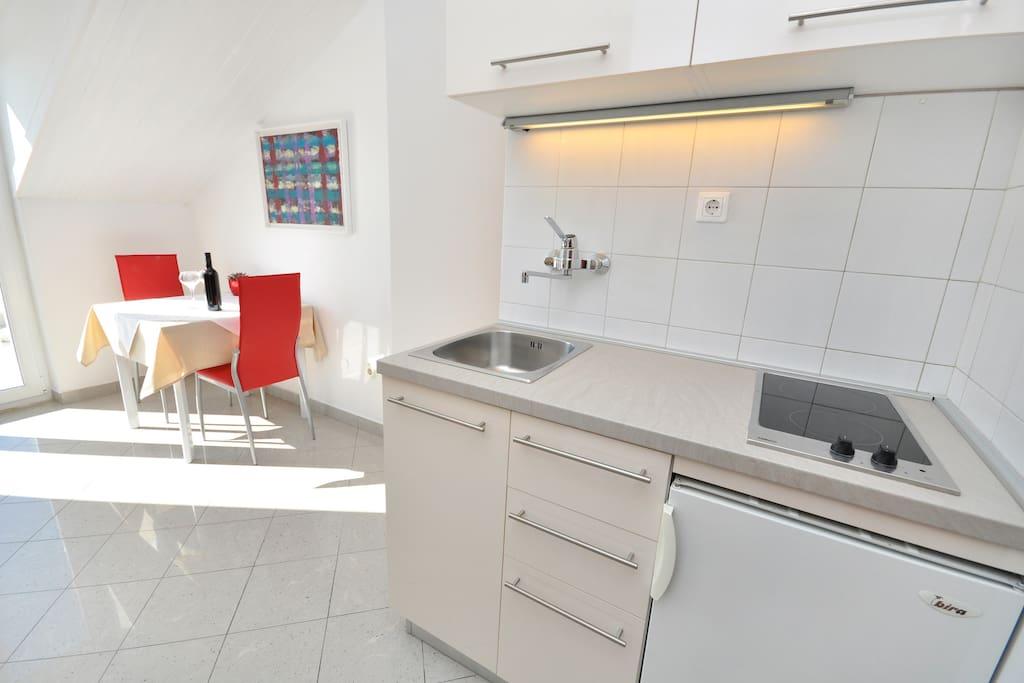 Studio Apartment, 2 Person (No03)