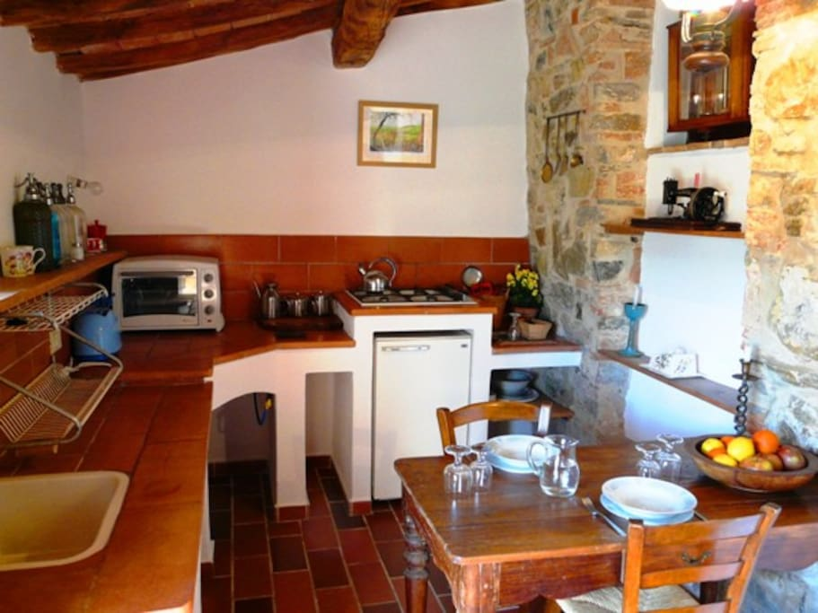 Forno - Lovely Cottage with views