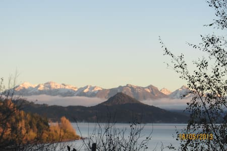 Apt in Bariloche with great view!!