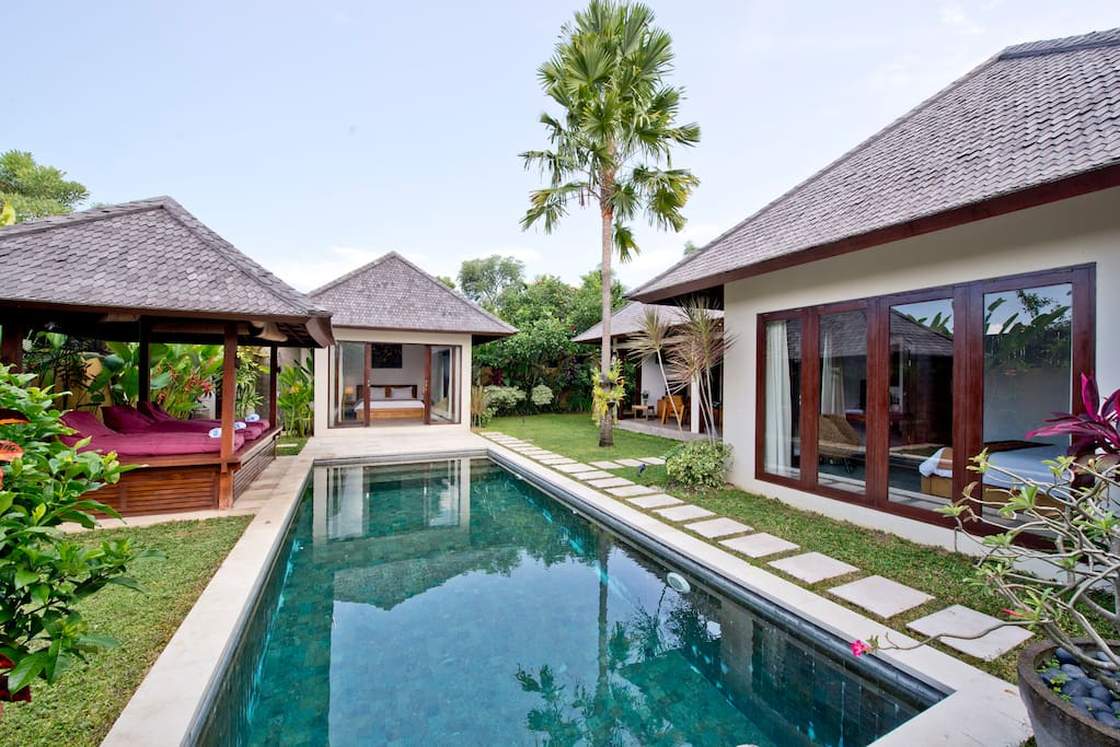 Villa Iris, 2 br, pool, Seminyak