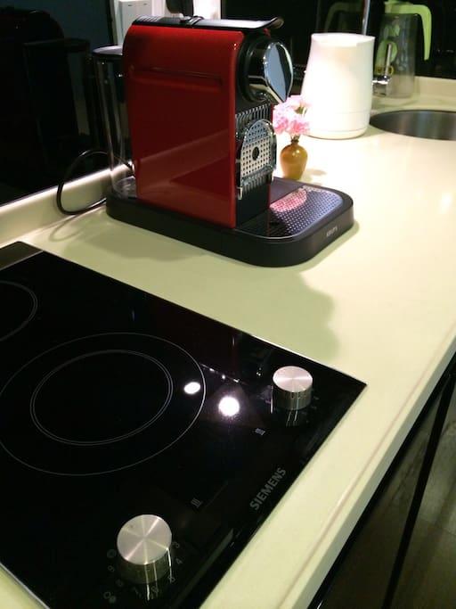 Siemens electronic cooker 西门子电磁炉