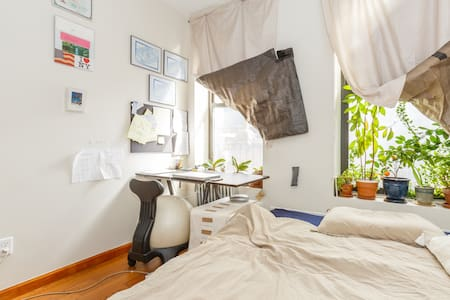 Large, Clean room Downtown