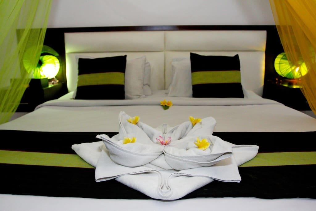 Cheapest 1 Bedroom Pool Villa Kuta