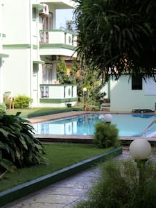 Relax and unwind @ Peace Haven - Candolim - Lakás