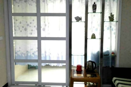 新装修温馨小屋位于焦作常绿林溪谷 - Jiaozuo