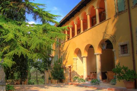 Enchanting Villa with Pool Wifi A/C - San Martino Buon Albergo