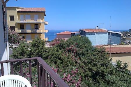 MIni apartment in centre: sea view