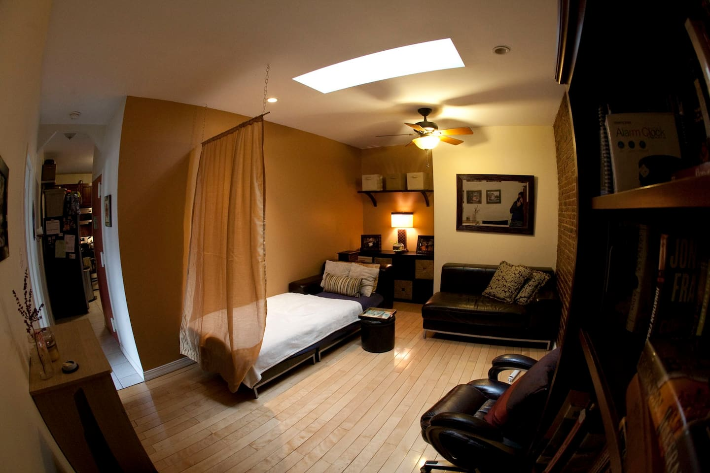 Your Room/Living Room with Sky Light