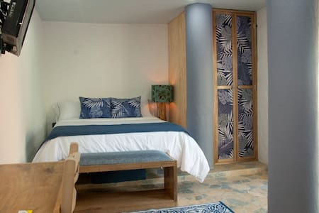 Blue Apple Beach House - Mangostino Hotel Room - Rumah