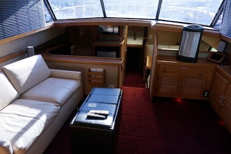 Modern Fells Point Private Yacht - Baltimore - Barco