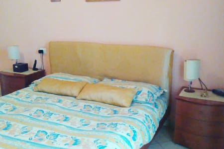 Accogliente camera matrimoniale - Apartment