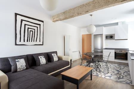 COQUETO ESPACIO EN CASCO HISTORICO - Apartamento