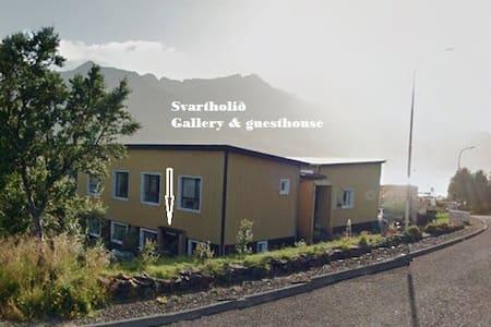 Svartholid backpackers Hostel #1 - Apartmen