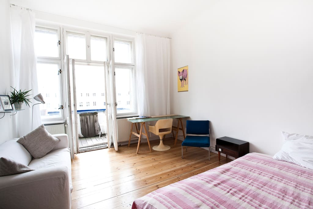 Beautiful room in Prenzlauer Berg