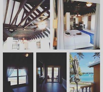 ♡Romantic Getaway♡ Ocean view - Somerset Village - Loft