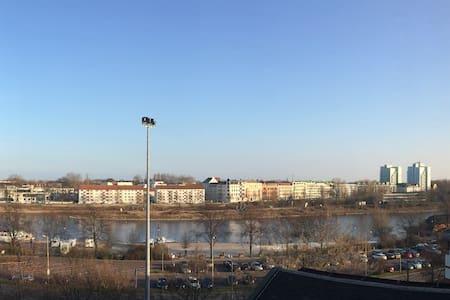 Apartment Innenstadt nahe Elbe&Uni