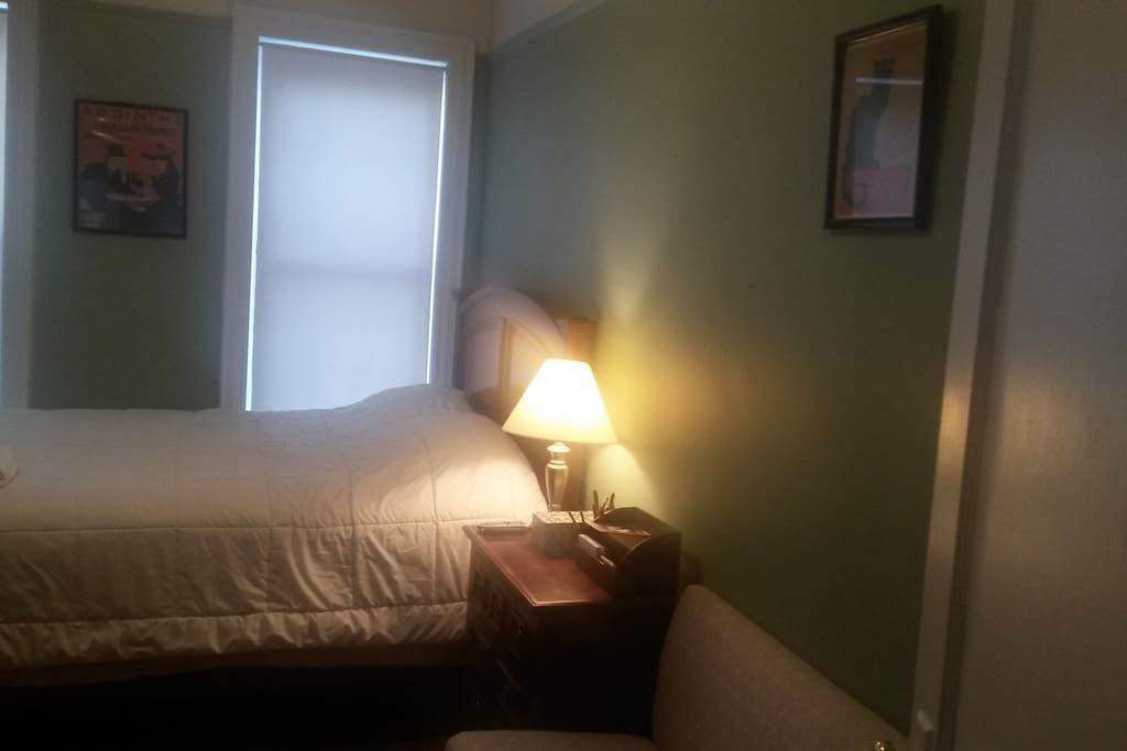 Beautiful room/15 min to Manhattan