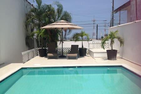 Fabulous beach home in Boca del Rio